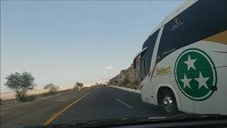 La Rumorosa, Baja California, Mexico  en auto