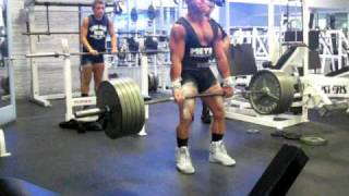 Repeat youtube video Bob Benedix Deadlift 500x5