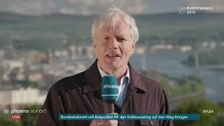Wie tickt Europa: Nordirland - Christoph Nüse berichtet aus Derry/Londonderry  am 22.05.19