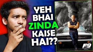 Fast and furious 9 trailer: Gaadi bhi udayega, chand pe bhi jayega, superman hai kya ??