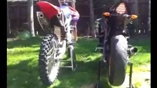 What sounds best?? - Motocross or street bikes VOTE
