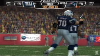 Madden NFL 12 PS2 Gameplay HD