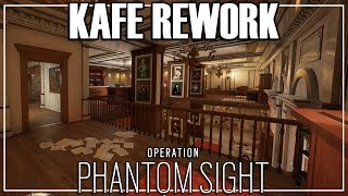 Showing ALL The Changes Made In The Kafe Rework - Rainbow Six Siege Operation Phantom Sight