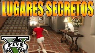 GTA V Online - Nuevo Truco Entrar a Cualquier Lugar Oculto o Secreto - Glitch GTA 5