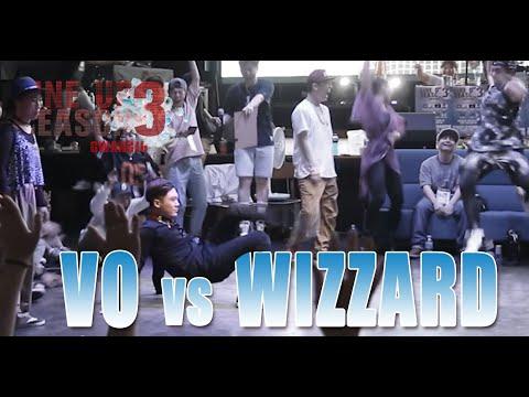 BATTLE ROUND 16-1 VO vs WIZZARD(W) | LINE UP SEASON.3