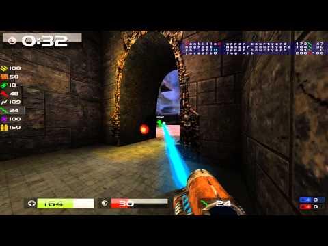 Quake Live: Clan Arena Quake Live Argentina