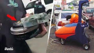 El maldito fraude de los lava carros. Ayúdanos a difundir