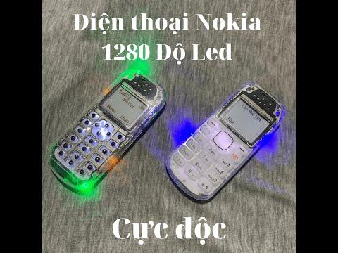[HƯỚNG DẪN] Tắt Led ĐT Nokia 1280