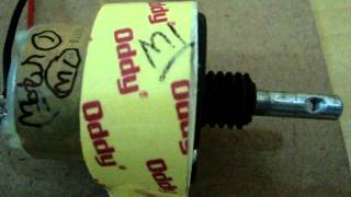 RF controlled dc motor speed control