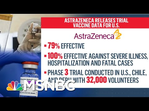 AstraZeneca President: There's 'Absolutely No Reason' To Believe Vaccine Is Unsafe   Ayman Mohyeldin