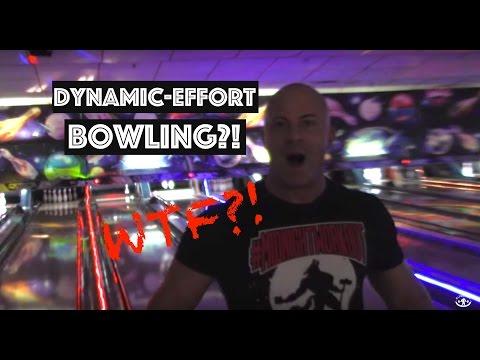 The Stretch That Works Like MAGIC | Dynamic-Effort BOWLING | VLOG #10
