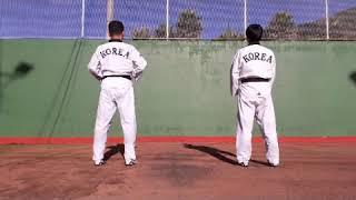 Clases de Taekwondo por parte de instructores del Ejército de Corea 20