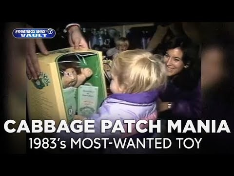 Casey Carter - Throwback Thursday: The Cabbage Patch Doll edition