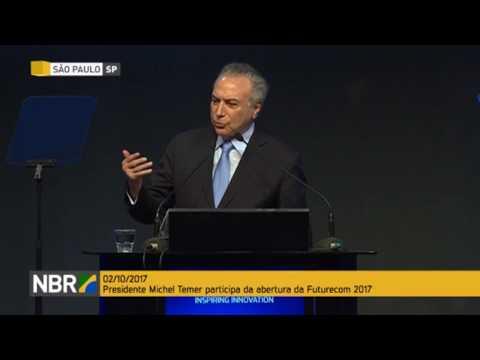 Temer diz que brasileiros viverão até 140 anos para justificar reforma da previdência