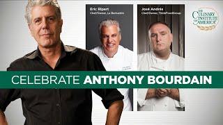 José Andrés and Eric Ripert Discuss Anthony Bourdain's Legacy