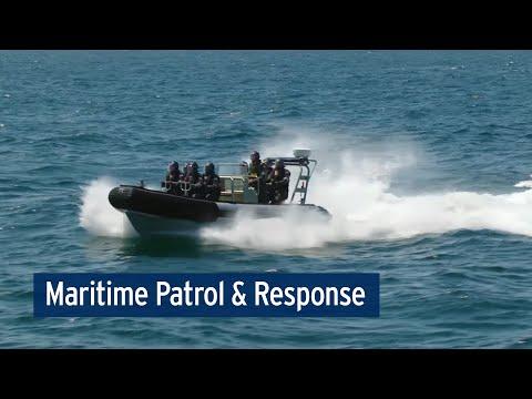 Navy maritime patrol and response
