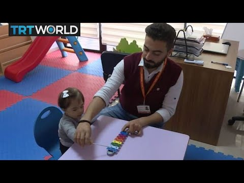 Turkey Mental Health: Treatment centre for refugees opened in Ankara