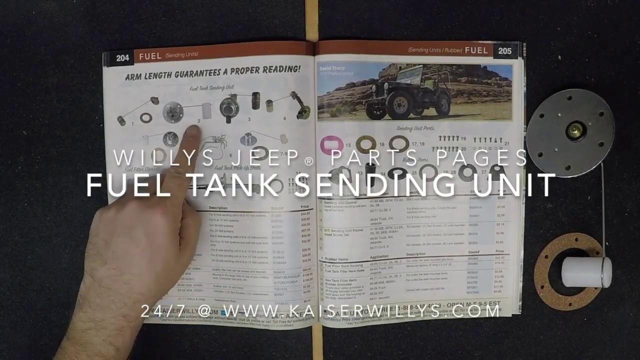 hight resolution of fuel tank sending unit 6 hole style sending unit fits 55 66 cj 3b 5 6