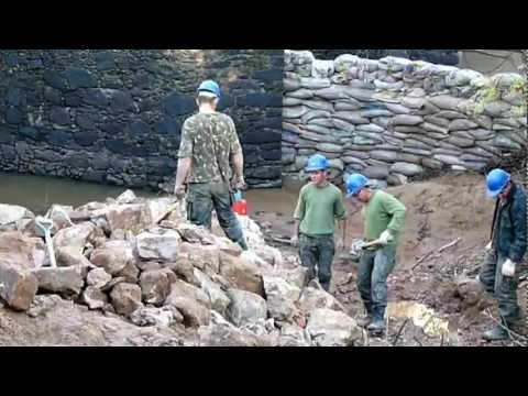 Ponte de Pedra - Obras fase 2 - Final (parte 1 de 4)
