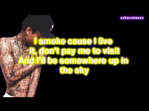 Wiz Khalifa ft. Snoop Dog - Talent Show lyrics