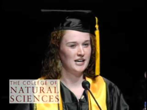 College of Natural Sciences at UMass Amherst prese...