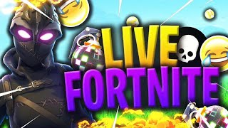 LIVE FORTNITE FR PS4 CHILL CODE CREATEUR : BLX