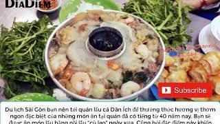 15 quán ăn ngon ở Sài Gòn nức tiếng từ lâu