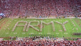 09-22-18 OU vs Army Halftime