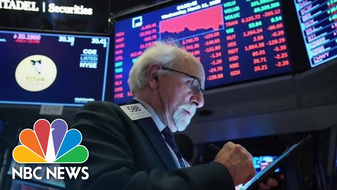 Live Stock Market Updates: Wall Street Faces More Turmoil