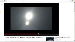 Two Suns!!! Multiple Videos!!! Best Images!!!