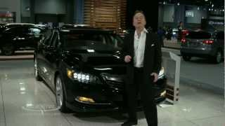 2014 Acura RLX Show & Tell