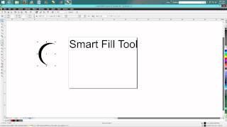 Corel Draw Tips & Tricks The Smart Fill Tool