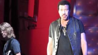 Lionel Richie, Zoom