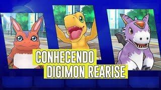Conhecendo Digimon ReArise