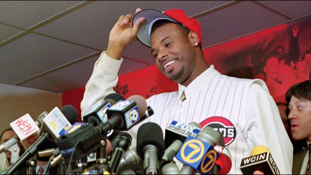 64824c5c7c From The Vault: Ken Griffey Jr., Christmas came to Cincinnati on Feb. 10,  2000