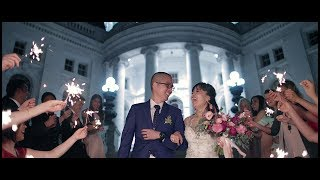 Chau + Minh // Wisconsin Destination Wedding 4K