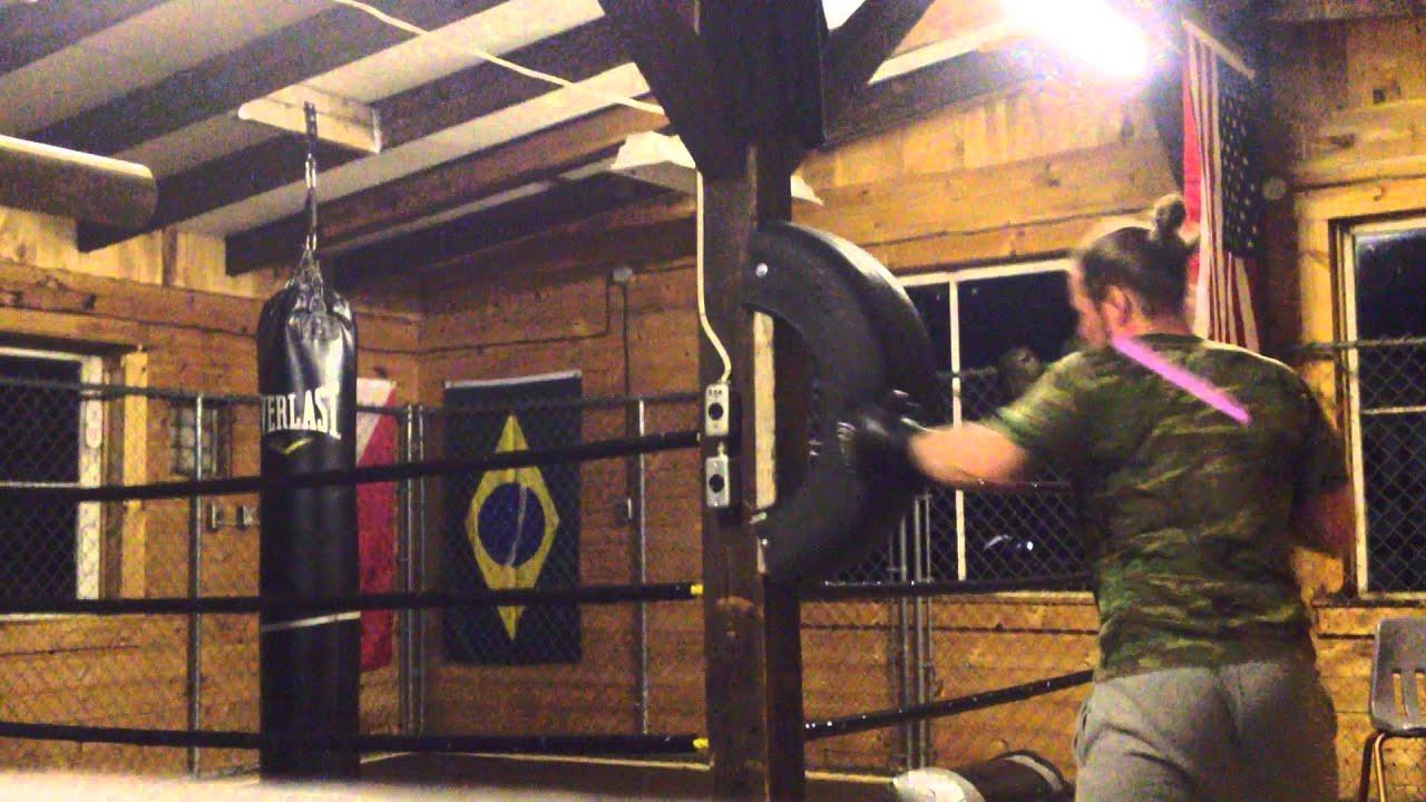Diy Uppercut Bag For Boxing Mma Youtube