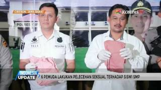 Seorang Siswi Smp Di Cirebon Dilecehkan 6 Pemuda