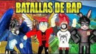 Rap from youtubers of Roblox Xonnek VS Geko97 VS ByLegenD VS Stronbol