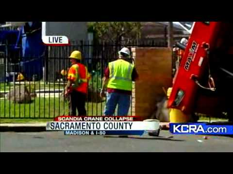 Incoming Information: Scandia Employees Hurt In Crane Accident