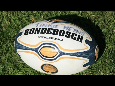 RUGBY: U16A vs Paarl Boys' | Bosch Sport Online