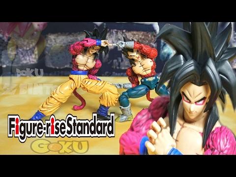SON GOKU SUPER SAIYAN 4   FIGURE-RISE STANDARD DE BANDAI