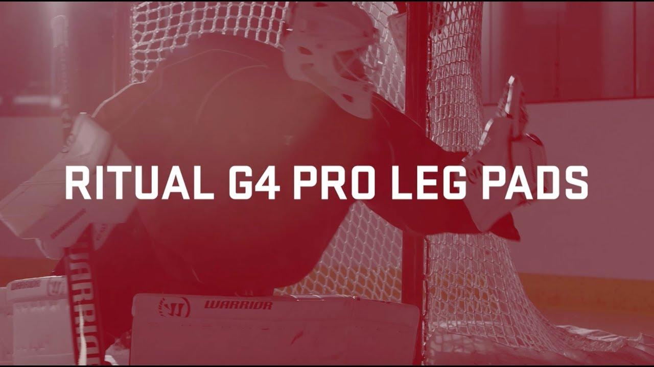 Warrior Ritual G4 Leg Pads Instructional