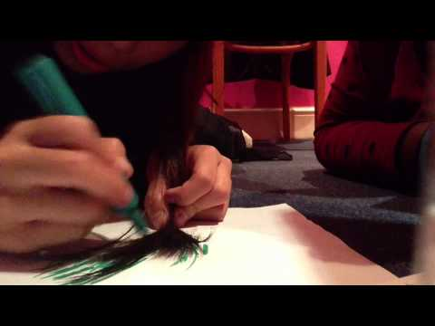 how-to-dye-your-hair-with-markers