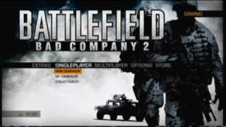 Opening Battlefield Bad Company 2 Limited Edition (UK) With Gameplay