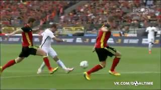 Belgium vs Norway 3-2. Обзор товарешеского матча.