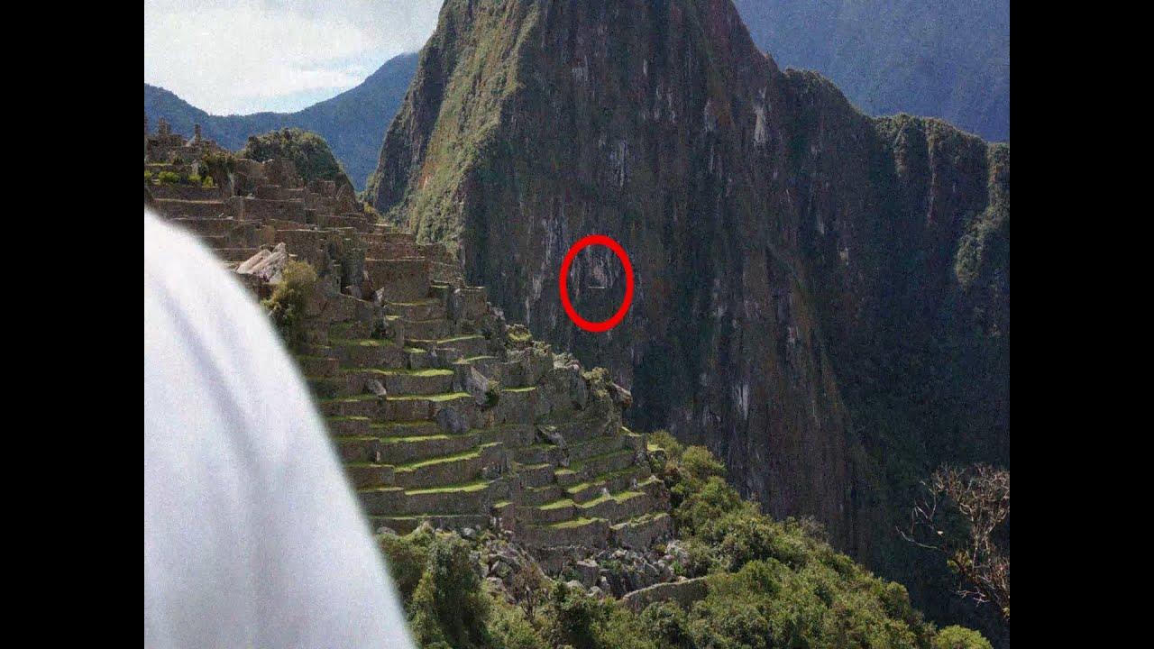 Machu Picchu Flying Saucer WOW!! UFO Sightings [Strange UFO Clouds] Dec 2014 - UFO News and more news - NewsLocker