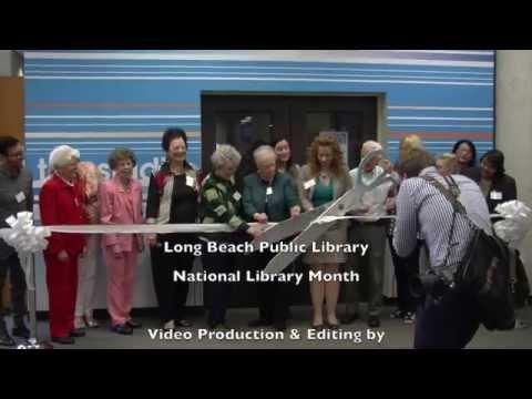 Long Beach Public Library's The Studio