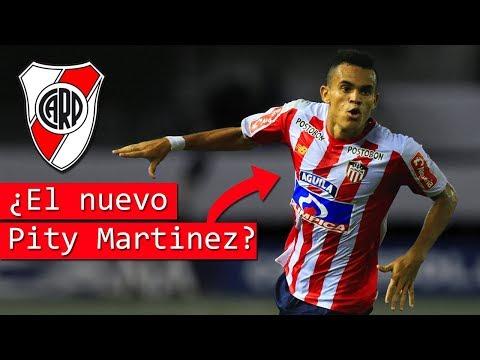 Asi juega Luis Diaz, el Pity Martinez Colombiano, que quiere River Plate 🤔