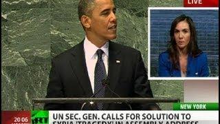 Obama: US won't block anti-Islam film